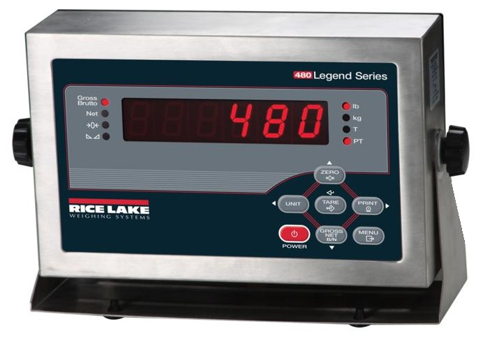 Electronic Test Indicator Series 213 : Legend series digital weight indicator associated scales