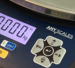 ANYSCALES FA-6000 Series Bench Scale Release