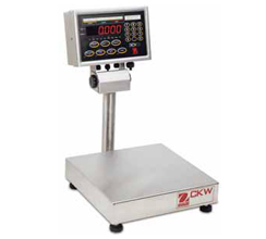 Ohaus CKW Series Bench Scale (Stainless Steel)