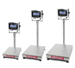 Ohaus Defender Series Bench Scale (Stainless Steel)
