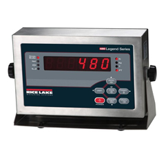 Rice Lake 480 Legend Series Digital Weight Indicator