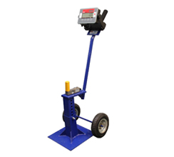 AM2507FS Trailer Tow Ball Weight Tester