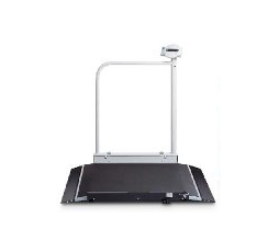 Seca 676 Wheel Chair Weighing Scale