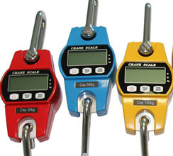 New Product – Digital Hanging Scale OSC-L Ideal for the lower capacity weighing – I.E. Fishing Clubs