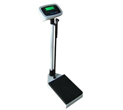 TCS-200-RT Personal Scale with Height Rod