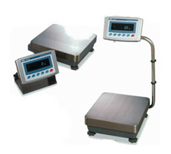 AND GP SERIES BENCH SCALE