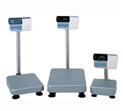 AND HV-HW SERIES BENCH SCALE