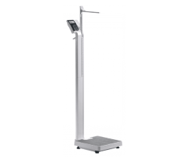 Healthweigh® Physician Scale – Eye Level With Height Measure